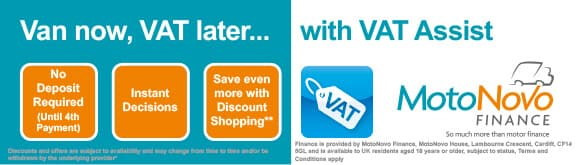 Banner VAT-Assist-LCV